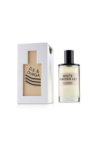 D.S. & Durga D.S. & DURGA - White Peacock Lily Eau De Parfum Spray 100ml/3.4oz 1C6FABEFD372E7GS_1