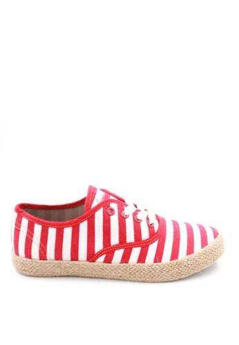 Jazz Star red Jazz Star Lo Cut Shoe Lace JS06-035 67238SHB6C11E0GS_1