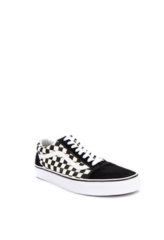 e5f67ec08ad3 Vans Primary Check Old Skool Sneakers Php 3,998.00. Available in several  sizes