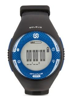 GPS 定位脈搏藍牙運動手錶