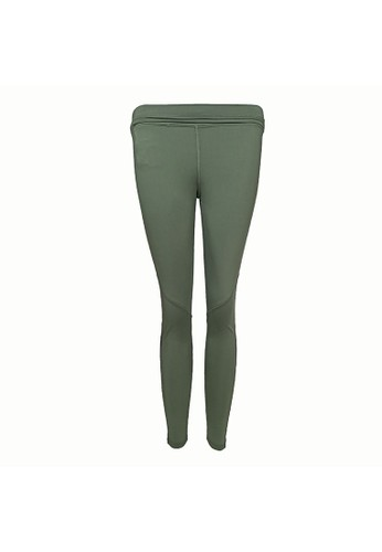 Pierre Cardin Lingerie green Energized By Pierre Cardin Leggings 501-100060 - Khaki E8185AA27FE9C1GS_1