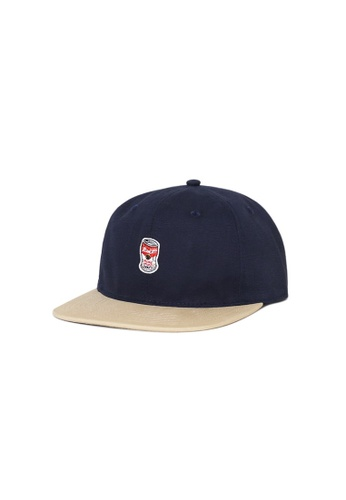 B IN SELECT blue and navy Filter017 - Soup Can Ball Cap BI621AC65JVMPH_1