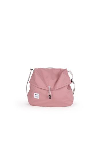 Hellolulu pink Hellolulu Helio Day Crossbody M (Pastel Pink) 9A523AC06B2341GS_1