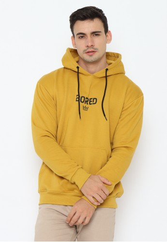 17seven Original yellow 17SEVEN Hoodie Sablon Pria 0178-BORED-YLW 83CC6AAB74242AGS_1