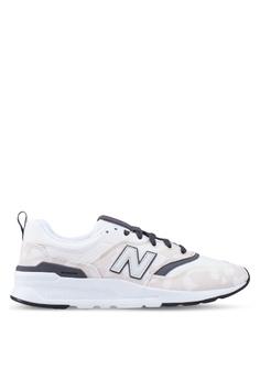 afac8dd92 New Balance white 997H Lifestyle Shoes 26716SH43C9927GS_1