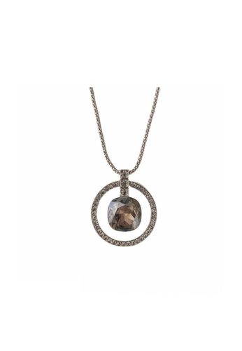 LOVE AND LIFE bronze Love & Life Magical Crystal Necklace Premium Crystals 23DB6AC8580053GS_1