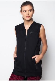 Nike Tech Fleece Cocoon Mesh Vest