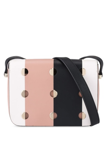 kate spade new york multi Nicola Mod Dot Small Shoulder Bag (cv) 8A3E8ACCED9F07GS_1