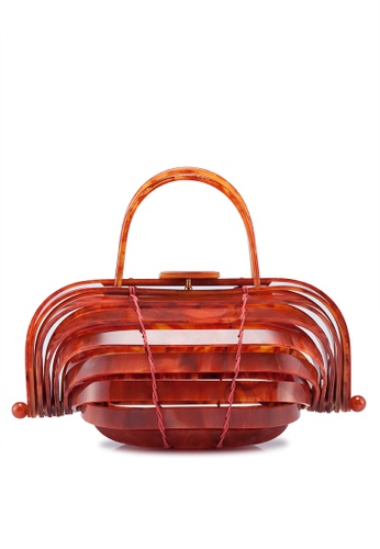 Mango orange Methacrylate Bag 59892ACE302A76GS_1