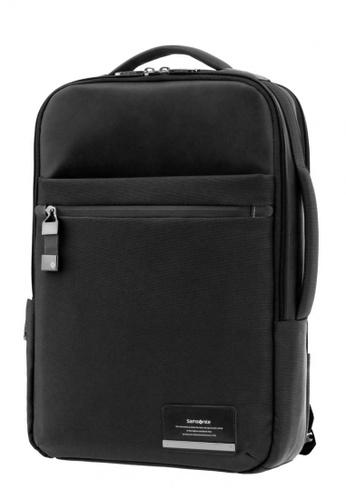 Samsonite black Samsonite Vestor Backpack 344E0AC761EC49GS_1