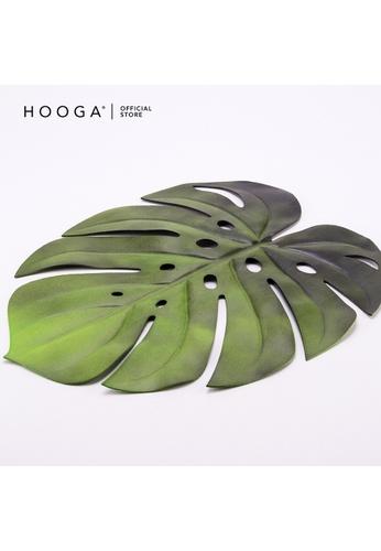 HOOGA green Hooga Placemat E78D6HL9E0F706GS_1