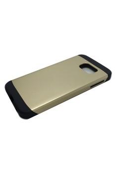 Sleek Shockproof Case for Samsung Galaxy S6 (Gold)