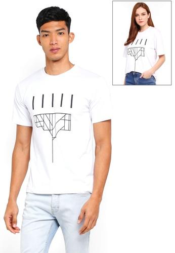 Klozet Kuala Lumpur white Identimery T-Shirt (Malacca) KL475AA0SRMQMY_1