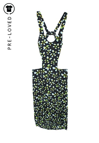 Reformation multi Pre-Loved reformation Midi Floral Dress with Open Back A47F8AAF88E21FGS_1