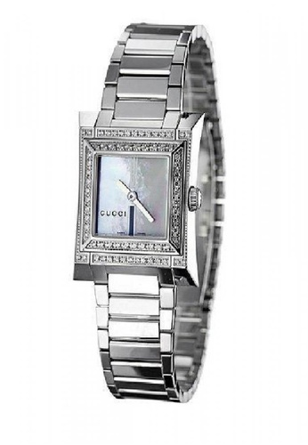 bfaa877ba29 Gucci silver Gucci 111 Stainless Steel Womens Watch 682CCAC3F1E882GS 1