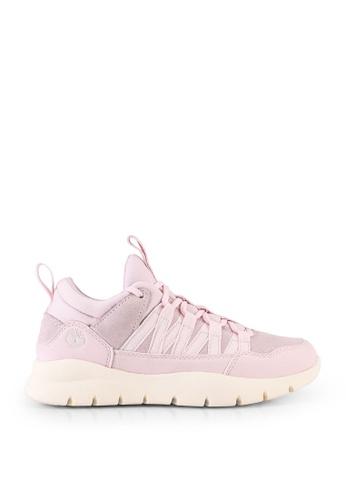 Timberland 粉紅色 Boroughs Project 牛津運動鞋 7E313KSBB80685GS_1