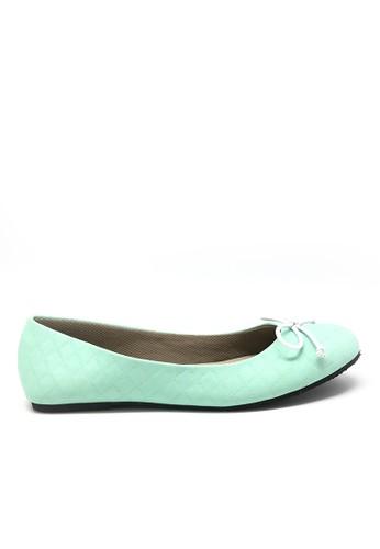 Ballerina Flats green Emma Green BA617SH15KRGID_1