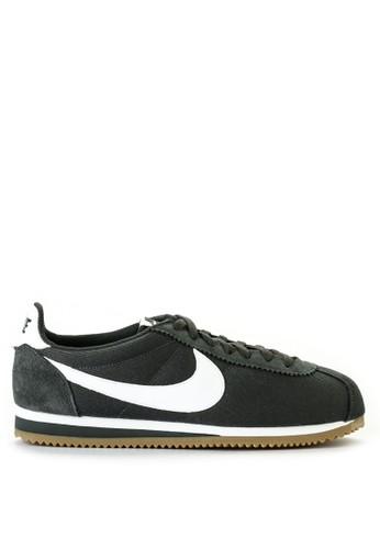 Nike black Nike Classic Cortez Nylon Running Shoes B3A99SHD02F46AGS_1