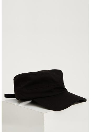 DeFacto black Man Hat 683F3AC3AAD700GS_1