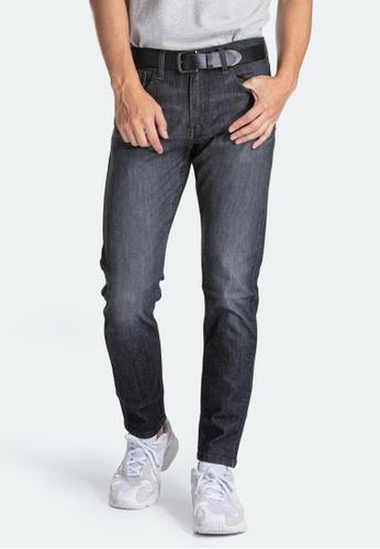 Levi's black Levi's 512 Slim Taper Fit Jeans 28833-0477 2B895AA73EB1BAGS_1
