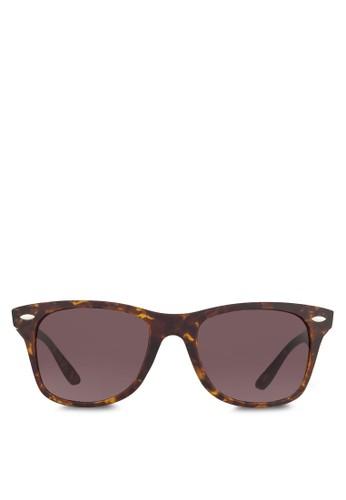 矩形框太zalora taiwan 時尚購物網陽眼鏡, 飾品配件, 長框