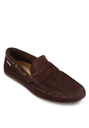 麂皮便士zalora鞋樂福鞋, 鞋, 鞋