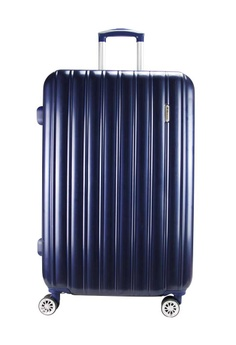 1bab9f110b81 Airways blue Airways 24 inch 8 Wheels Trolley Hard Case Luggage - ATH 6918  NAVY 19F3FAC09ED5F6GS 1