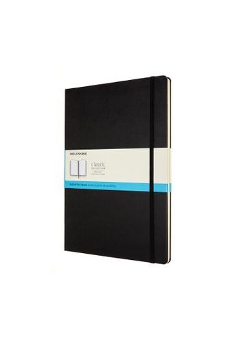 Moleskine black Classic Notebooks Dotted Hard Black A4 B0B89HL21E738DGS_1