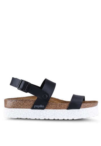 166b7f14269 Buy Birkenstock Cameron Birko-Flor Sandals Online on ZALORA Singapore