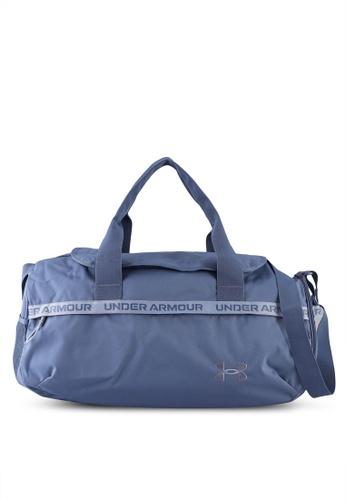 Under Armour blue UA Undeniable Signature Duffle Bag 0DFD3AC472AF76GS_1