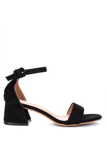 66b426d35 Shop Rock Rose Block Heel Sandals Online on ZALORA Philippines