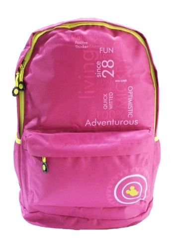 Disney Mickey Disney Mickey Mouse Adventurous Teen Backpack 305B7KCA24C8FDGS_1
