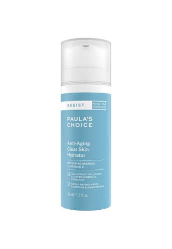 Paula's Choice blue Resist Anti-Aging Clear Skin Hydrator 11BB1BE14588B8GS_1