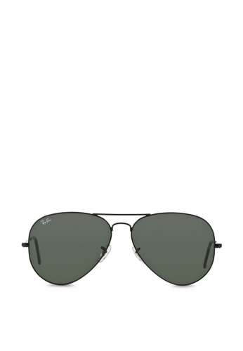 3709356fc8 Buy Ray-Ban Aviator Large Metal II RB3026 Sunglasses Online on ...