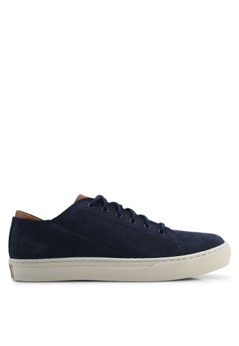 Timberland navy Adventure 2.0 Modern Oxford Sneakers 4D4F7SH2F0C425GS_1
