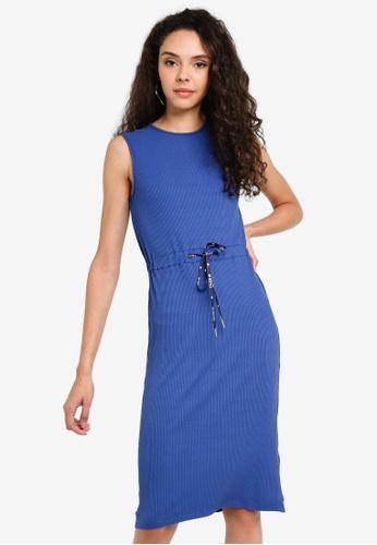 Desigual 藍色 背心 Tigre短洋裝 78491AAFC210D0GS_1