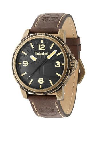 Timberland brown Timberland Clarkson 3 hands Men TBL.15257JSA/02 7FCA4ACC5285A4GS_1