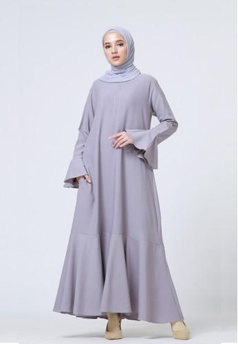 Tufine silver Alana Dress 66179AAA4F2558GS_1
