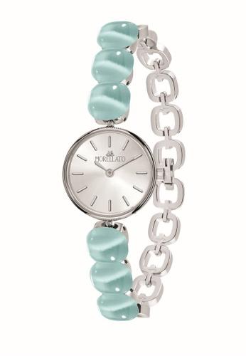 Morellato silver Gemma Quartz Watch Silver Metal Band R0153154503 E07DCAC92F26F2GS_1