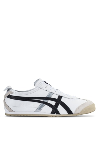 Onitsuka Tiger black Mexico 66 Shoes ON067SH56ANJMY_1