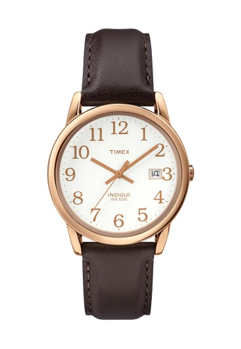 TIMEX brown Timex Easy Reader™ Classic - T2P563 TI205AC0RFLUMY_1