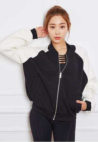 休閒拉esprit台灣官網鏈夾克, 服飾, 外套