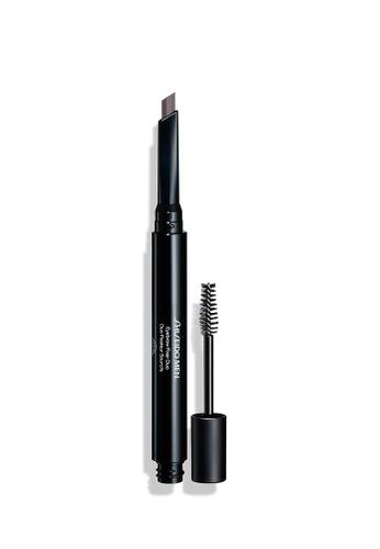 SHISEIDO Shiseido Men Eyebrow Fixer Duo Black 6B36FBE7D48528GS_1
