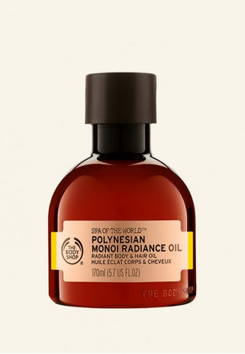 The Body Shop Spa Of The World™ Polynesian Monoi Radiance Oil TH455BE35LDKMY_1