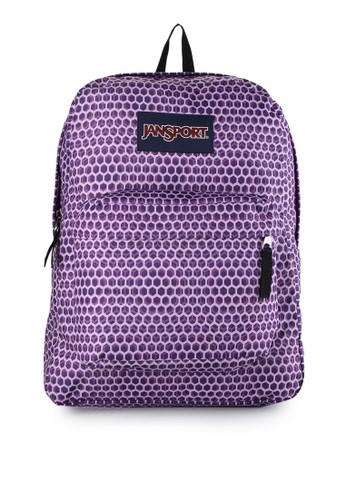 Jansport purple Superbreak JA042AC0UJXWID_1