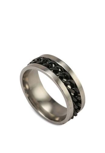 ALDO silver Ziewen Ring 659D8AC85C50B7GS_1