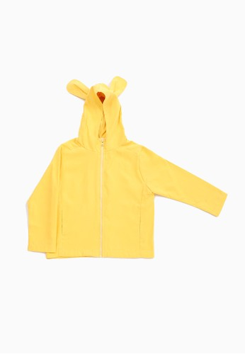 Savvaya yellow Bunny Yellow Jacket 3ADDFKA4576DA3GS_1