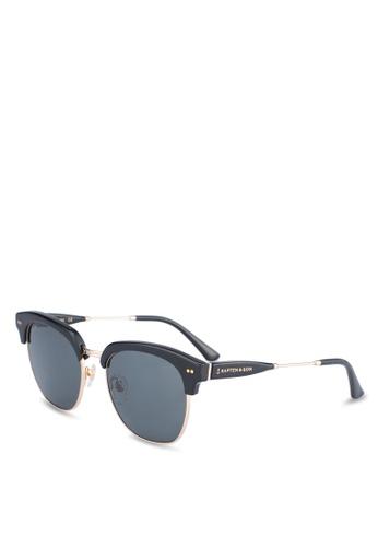 14f056df598f Buy Kapten & Son Havana Sunglasses Online   ZALORA Malaysia