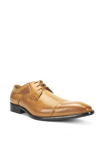 Mario D' boro Runway brown Jordan Formal shoes 2B0A5SH84AF551GS_1
