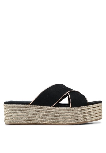 Call It Spring black Jerirewiel Sandals 1474ESHBE4663BGS_1